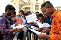 चौथे दिन 1394 विद्यार्थियों ने छोड़ी परीक्षा