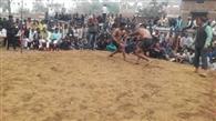 रत्नपुरी धाम में हुई कुश्ती प्रतियोगिता में बिहार के पहलवानों का रहा दबदबा