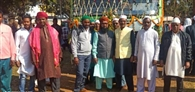 नोवामुंडी से 52 जायरीनों का जत्था अजमेर शरीफ के लिए रवाना