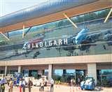 चंडीगढ़ एयरपोर्ट के पास अवैध निर्माण की भरमार, हाईकोर्ट के आदेश के बाद गिराई 13 कमर्शियल इमारतें
