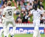 न्यूजीलैंड के लंबे गेंदबाज ने भारतीय बल्लेबाजों को किया परेशान, मयंक अग्रवाल ने कबूली बात