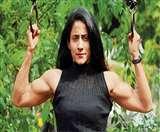 फिटनेस का चस्का किसी पागलपन से कम नहीं, जीरो फिगर के लिए मिस नॉर्थ इंडिया रीटा बहा रही पसीना