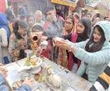 Mahashivratri 2020: हिमाचल में शिवरात्रि की धूम, ढोल-नगाड़ों के साथ निकली भोले की बरात