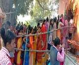 #Mahashivratri : शिवालयों में श्रद्धालुओं का तांता, चहुंओर भोले भंडारी के जयकारे