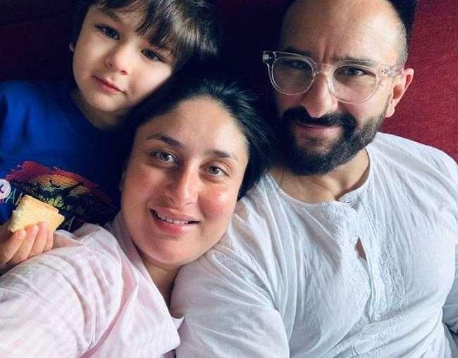 करीना कपूर की यह फोटो उनके पहले बेटे तैमूर के जन्म की हैl