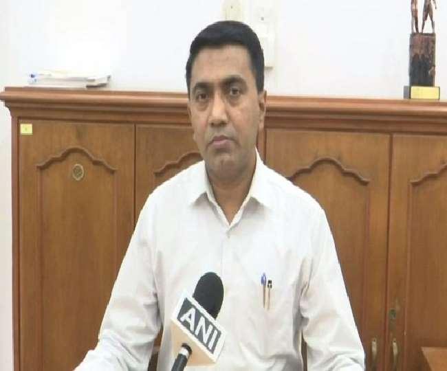 गोवा के CM प्रमोद सावंत ने केंद्र से महादयी नदी के मुद्दे के साथ खनन गतिविधियों पर की चर्चा