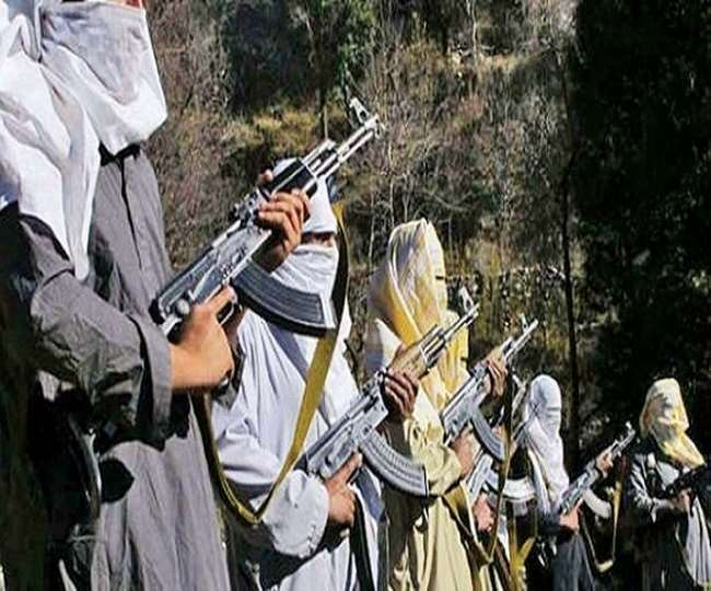 शांत घाटी में फिर से आतंकवाद को फैलाने के लिए पाक रच सकता है बड़ी साजिश। फाइल फोटो।