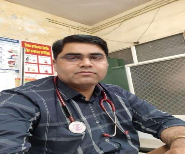 डॉक्टर एसपी सिंह चिकित्सक जिला एमएमजी अस्पताल