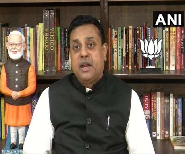 कांग्रेस पार्टी और गांधी परिवार कर रहा राजनीति, देश देगा जवाब : संबित पात्रा