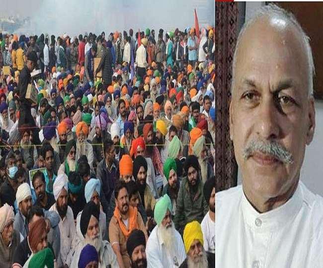 शिव कुमार शर्मा कक्का ने कहा कि बॉर्डर पर बैठे किसान कहीं महामारी की गिरफ्त में न आ जाएं।