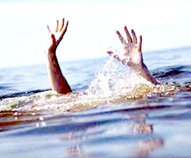 करनाल में दो मासूमों को गोद में लेकर नहर में कूद गई महिला