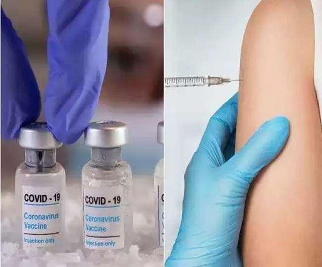 पूर्ण टीकाकरण में मेट्रो शहरों में चेन्नई अव्वल।(फोटो: दैनिक जागरण)