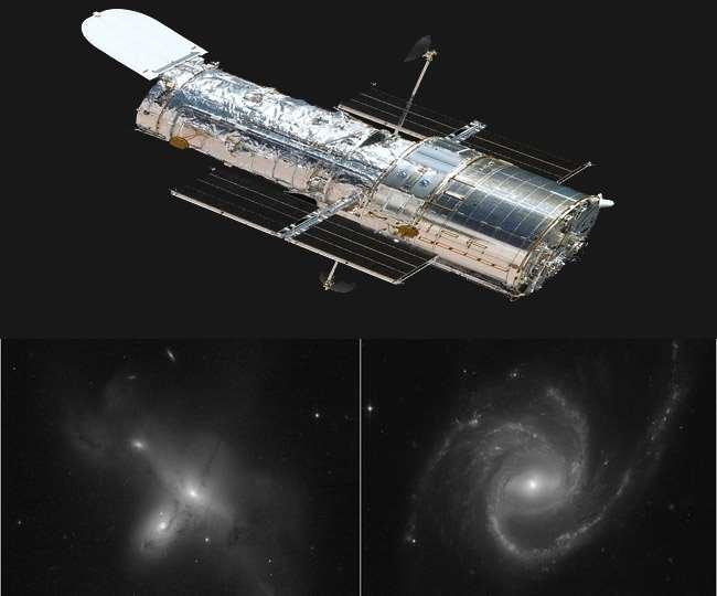 नासा के वैज्ञानिकों ने दूर की हबल दूरबीन में आई समस्या