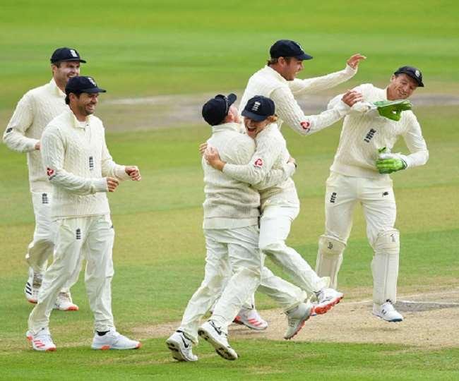 इंग्लैंड क्रिकेट टीम के खिलाड़ी- फोटो ट्विटर पेज
