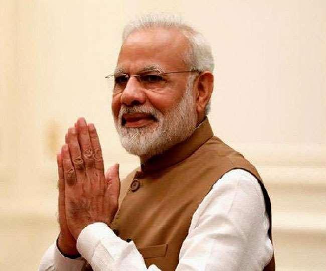 देश के प्रधानमंत्री नरेंद्र मोदी की फाइल तस्वीर।