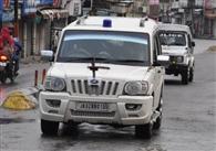 एसएसपी ने कटवाया खुद के वाहन का चालान