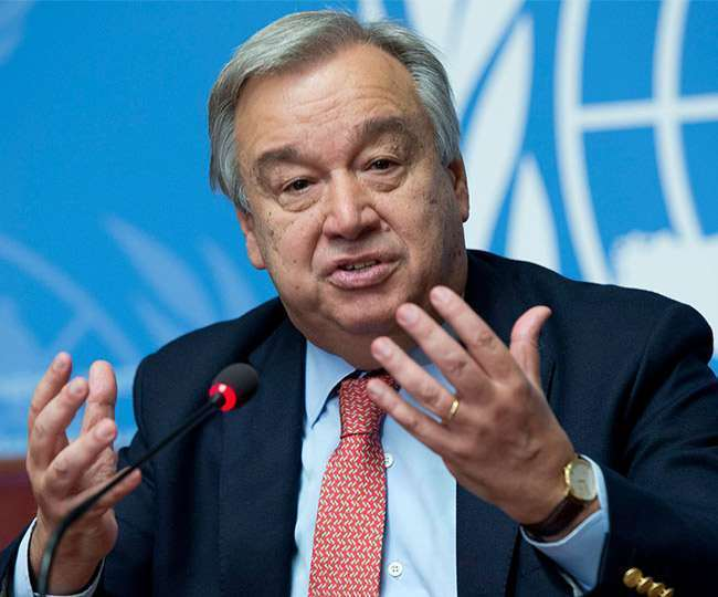 United Nations will not support ban on Iran again, US alone
