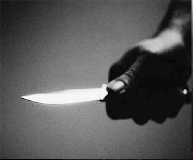 नशे में पति ने पत्नी की कर दी हत्या, पेट में घोंप दी कैंची
