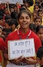 मतदान के प्रति जागरूक करने के उद्देश्य से निकाली मतदाता जागरूकता रैली