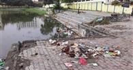 तालाबों की सफाई के प्रति गंभीर नहीं नगर निगम