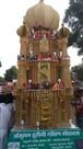 शहीद-ए-कर्बला की याद में निकला चेहल्लुम का जुलूस