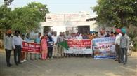 पराली न जलाने संबंधी निकाली जागरूकता रैली