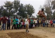 बालक सीनियर वर्ग में मीरजापुर व बालिका में सोनभद्र का दबदबा