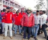 हड़ताल कर रहे कर्मचारियों को Zomato से मिला यह मैसेज, फिर आई मौत की खबर Ranchi News