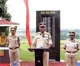 CRPF ने पुलिस स्मृति दिवस पर शहीदों को किया याद, रक्तदान कर दी श्रद्धांजलि Ranchi News