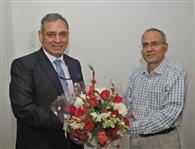 संजय कुंडू इन्वेस्टर मीट के लिए मीडिया कमेटी के अध्यक्ष