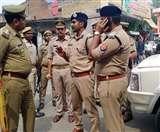 Kamlesh Tiwari murder case # महमूदाबाद में धारा 144 लागू, सोशल मीडिया पर निगरानी Sitapur news