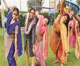 अलीगढ़ के सांगवान सिटी में हमेशा रहती शांति व सद्भावना, अठखेलियां करती प्रकृति