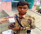 Bihar By Election:17 साल का किशोर कर रहा उपचुनाव की फोटोग्राफी, देखकर हैरान हैं लोग