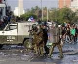 मेट्रो किराए में 3 रुपये की बढ़ोतरी को लेकर चिली में हिंसा भड़की, आठ लोगों की मौत
