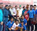 उत्तराखंड को हराकर उप्र ने जीता नेशनल क्रिकेट प्रतियोगिता का खिताब