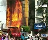 Fire breaks out: इंदौर और महाराष्ट्र में बड़ा हादसा, इमारतों में लगी भीषण आग