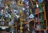 Deepavali Festival : सजावट की दौड़ में देशी झालर व लाइट ने चायनीज को पीछे ढकेला Prayagraj News