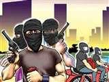 मुजफ्फरपुर में लूट के दौरान कपड़ा कारोबारी को मारी गोली, हालत गंभीर Muzaffarpur News