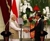 इंडोनेशिया का राष्ट्रपति दोबारा चुने जाने पर जोको विडोडो को पीएम मोदी ने दी बधाई
