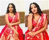 Bhojpuri Actress Monalisa Photos: अपनी लेटेस्ट तस्वीरों से भोजपुरी एक्ट्रेस मोनालीसा ने जीता फैन्स का दिल