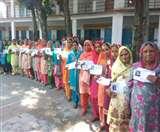 Himachal By Election 2019: कड़ी सुरक्षा के बीच 71 फीसद मतदान