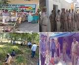 Top Meerut News of the day, 21 October 2019: गंगोह में मतदान, मौलाना व मुफ्ती से पूछताछ, हरियाणा का गन्ना बैन, खाकी ने टूटने से बचाए 168 परिवार