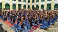 मानसिक और शारीरिक विकास के लिए जरूरी है योग