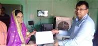 रिकी देवी बनीं शिवोबहार पंचायत की उप मुखिया