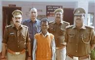 25-25 हजार रुपये के दो शातिर इनामी गिरफ्तार