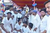 मेजबान देवघर कॉलेज ने जमाया ट्रॉफी पर कब्जा