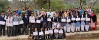 कबड्डी में सरस्वती हाउस विजेता