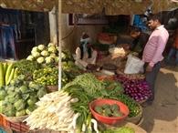 सब्जियों के भाव ने आम लोगों का बिगाड़ा बजट