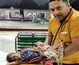 मुंबई रेलवे स्टेशन पर गूंजी किलकारी, One Rupee Clinic में बच्चे का जन्म
