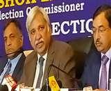 Jharkhand Election 2019: CEC सुनील अरोड़ा बोले, प्रकाश जावड़ेकर के वन कानून संबंधी घोषणा की होगी जांच